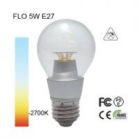 LEDlys FLO 5W E27